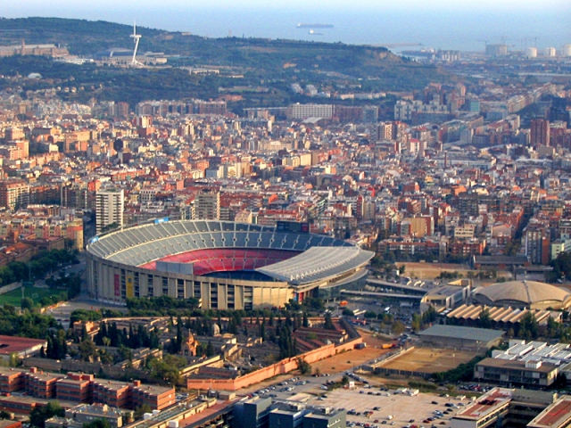 Тури на футбол: їдемо на матч «Барселони»