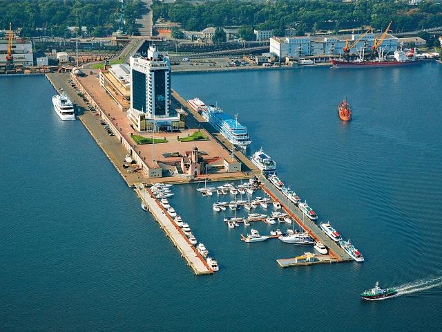 Цікаві місця Одеси: Одеський порт