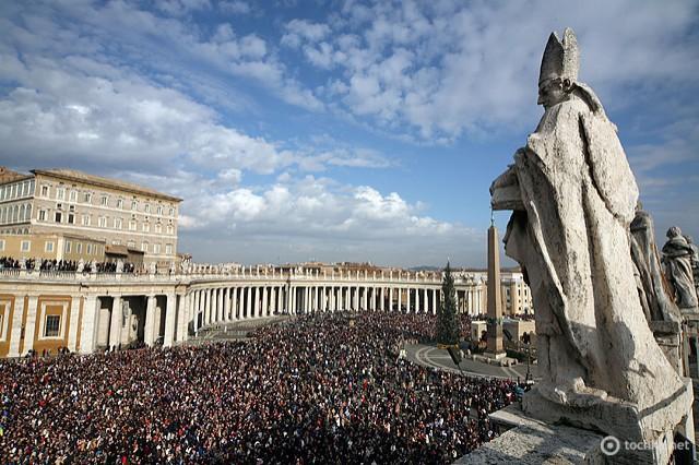 Путешествие по мини-странам: Ватикан