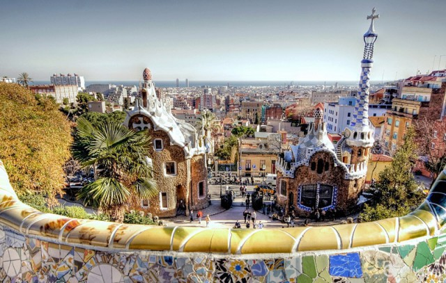 Тури на травневі: Барселона