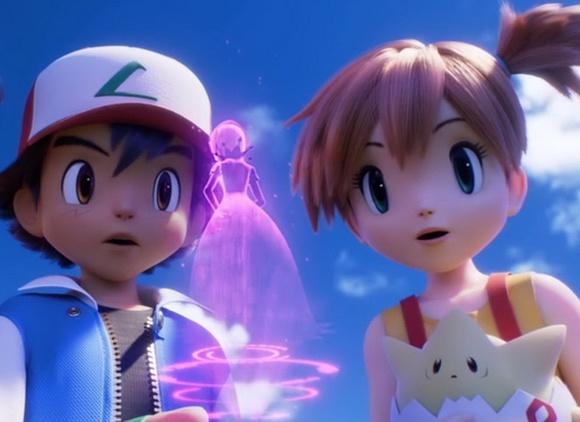 Netflix покажет полнометражный мультфильм о покемонах: смотри первый трейлер