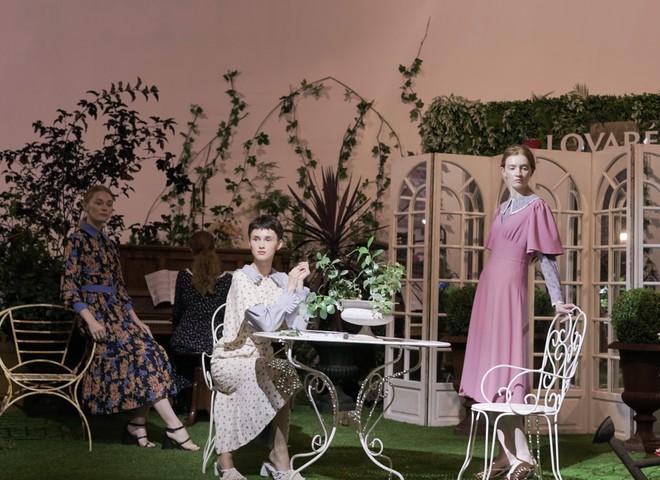 LOVARÉ & Ukrainian Fashion Week