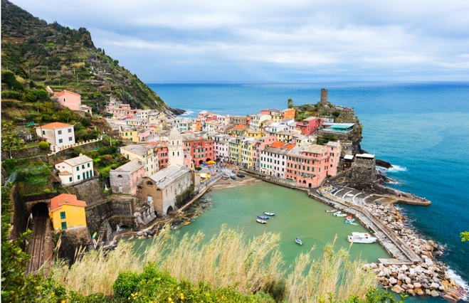Италия достопримечательности