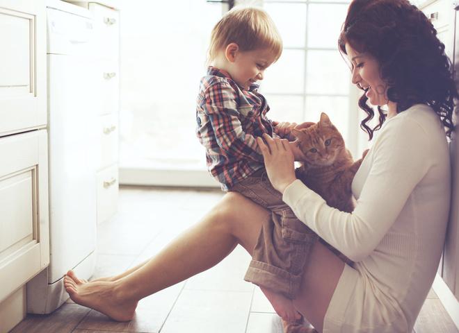 Как перестать быть тревожной мамой