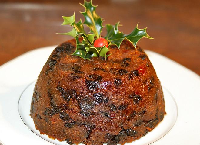 5 британских блюд для настоящих ценителей еды: пудинг