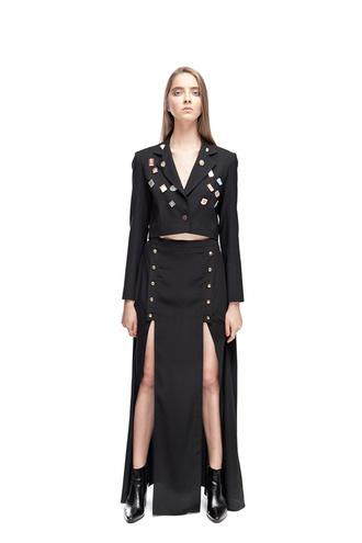 Длинная юбка A.M.G, $450