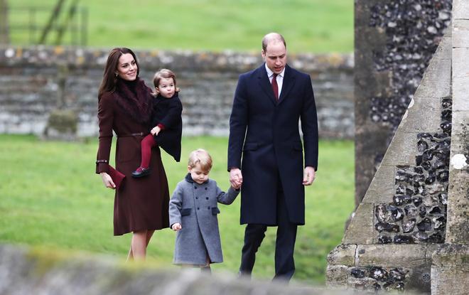 Кейт Міддлтон, принц Вільям і їх діти