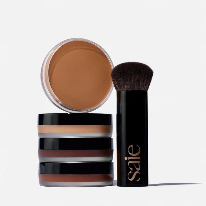 Sun Melt Natural Cream Bronzer, Saie