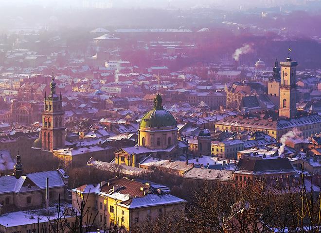 День святого Валентина во Львове: ТОП-7 самых романтичных мест культурной столицы