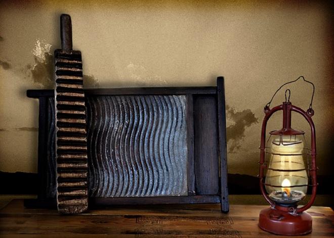Історія пральної машини
