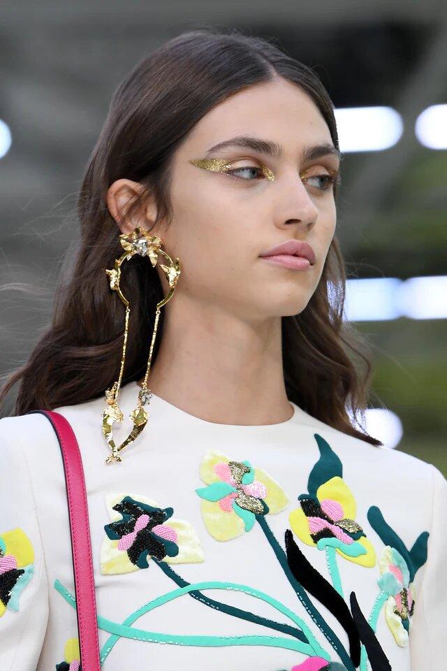 Модні сережки на весну 2020