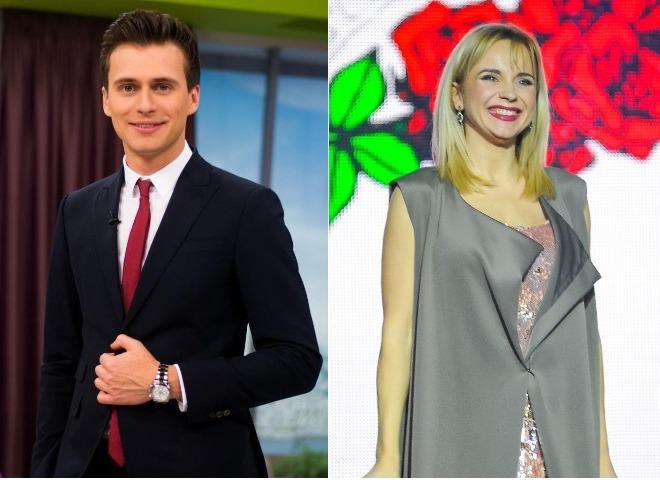 Олександр Скічко та Лілія Ребрик