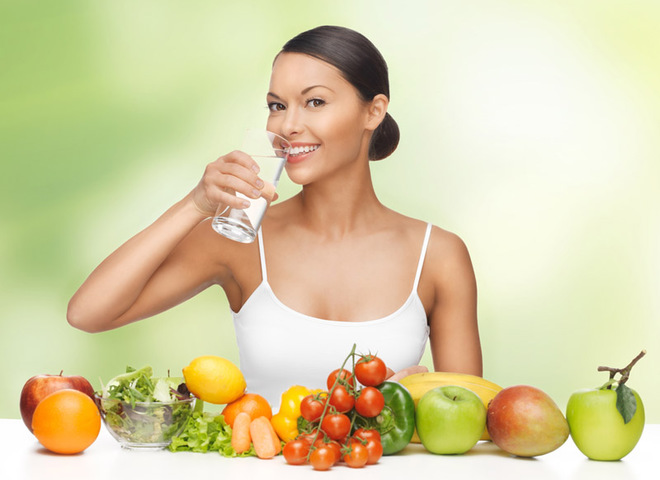 Правильное питание для эффективного похудения