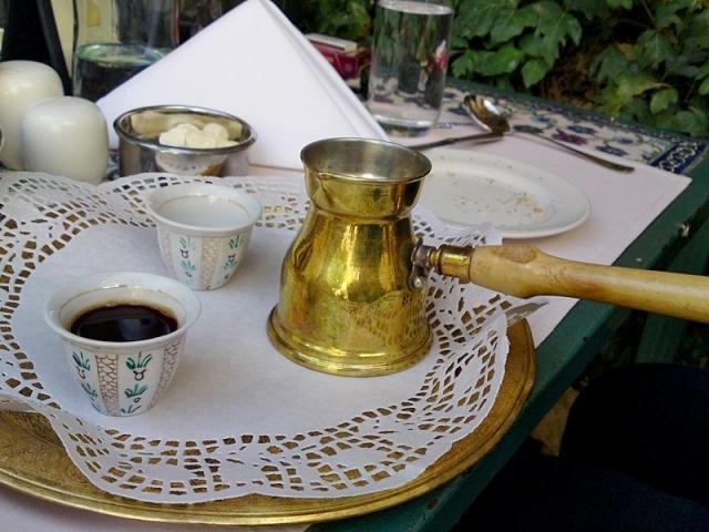 Аравийский кофе