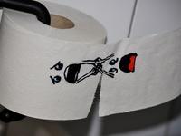 Крик души туалетной бумаги