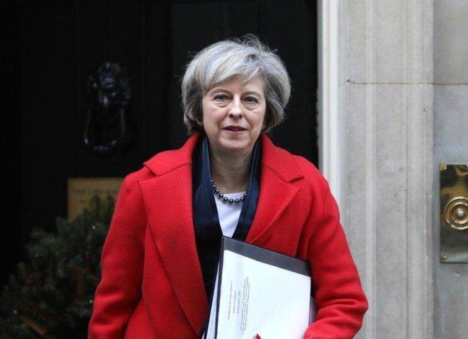 Премьер-министр Великобритании Тереза Мэй снялась для американской версии Vogue