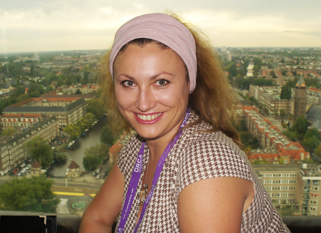 Ольга Рябчун