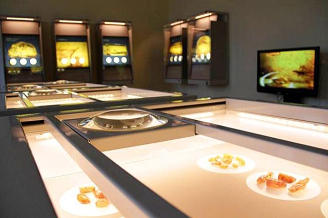 Достопримечательности Литвы: музей янтаря