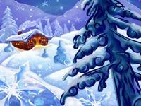 Красивая картинка с Рождеством