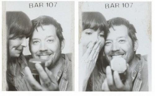 Предложение выйти замуж в фото кабинке