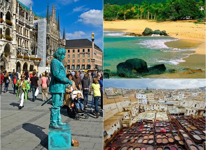 Отдых в сентябре 2016: куда поехать за границей