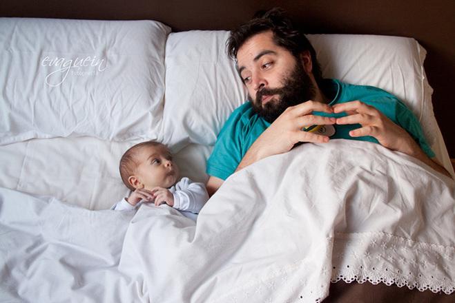 Радости отцовства