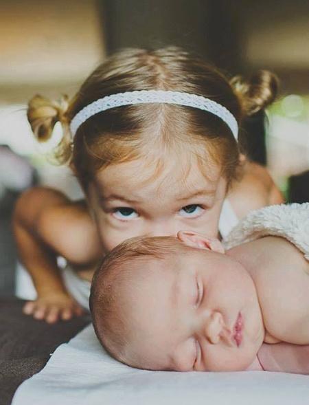 Любовь старших братьев и сестер