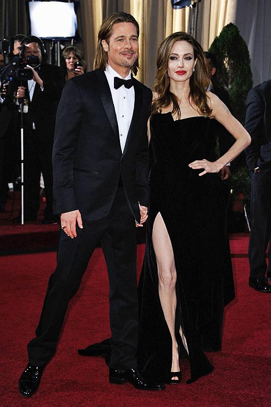 Церемонія Оскар-2012, червона доріжка