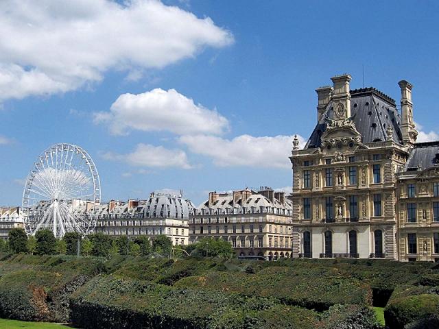 Музей моды Парижа: Музей моды и текстиля - париж