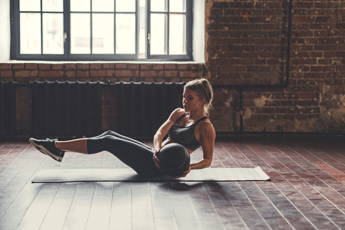 Как укрепить мышцы кора