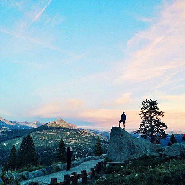 Путешествуем с Instagram