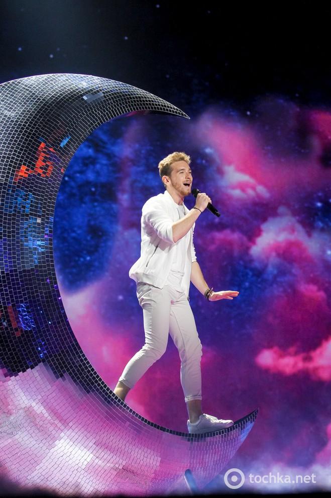 Евровидение 2017: первые кадры с генеральной репетиции финалистов