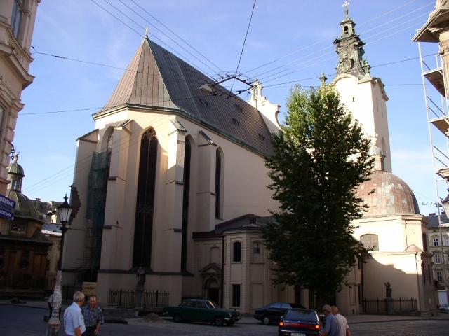 Що подивитися у Львові: Латинський Кафедральний костел