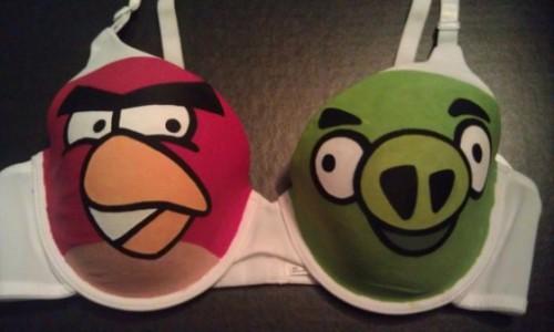 Приколы про Angry Birds