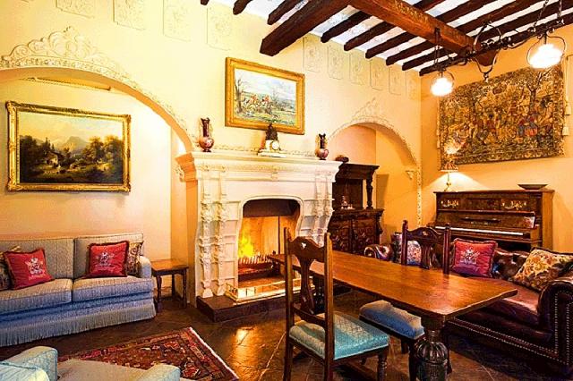 Отели, в которых турист обязан провести ночь: отель Thorngrove Manor Hotel
