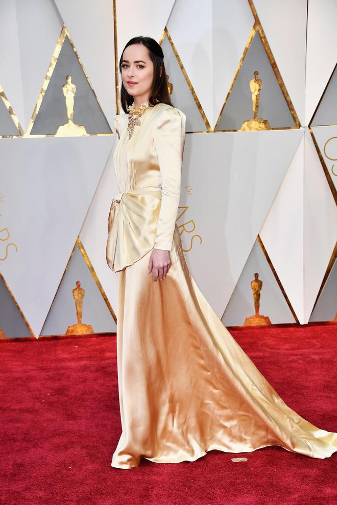 Оскар 2017: Дакота Джонсон