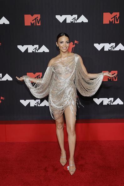 Леслі Грейс на MTV Video Music Awards 2021