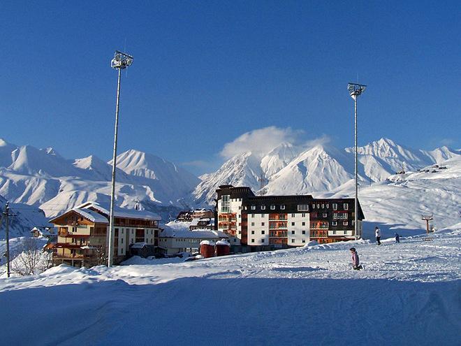 Курорти Грузії: кращий зимовий відпочинок в гостинній країні