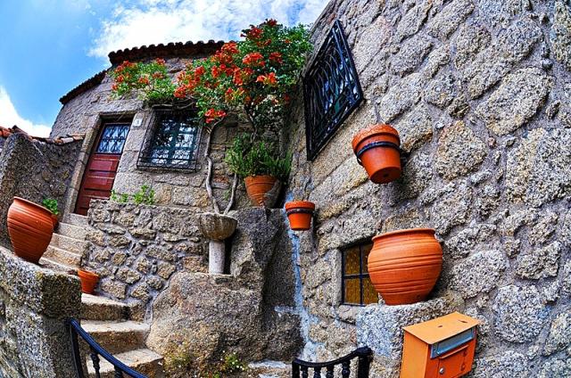 Дивовижний будинок у Португалії