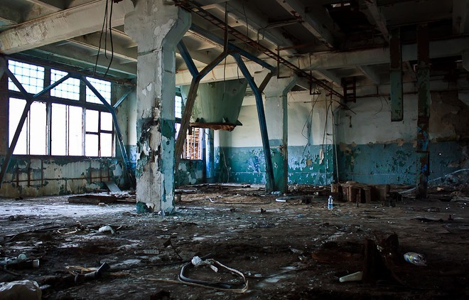 Нетипичный Киев: Заброшенные достопримечательности столицы