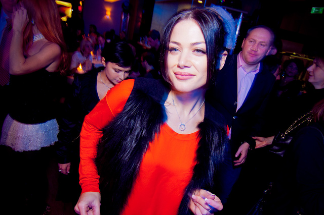 «ORA Caviar party» в OK Bar