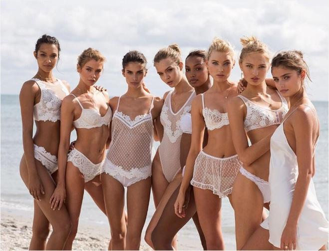 Нова колекція білизни Victoria's Secret