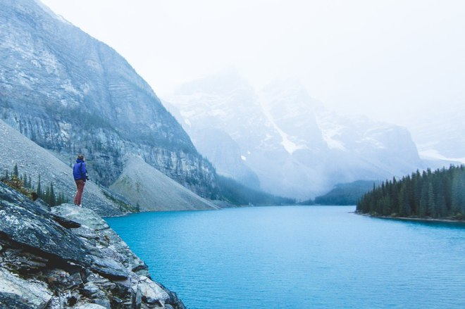 Фотоподорож: дивовижні гори Канади