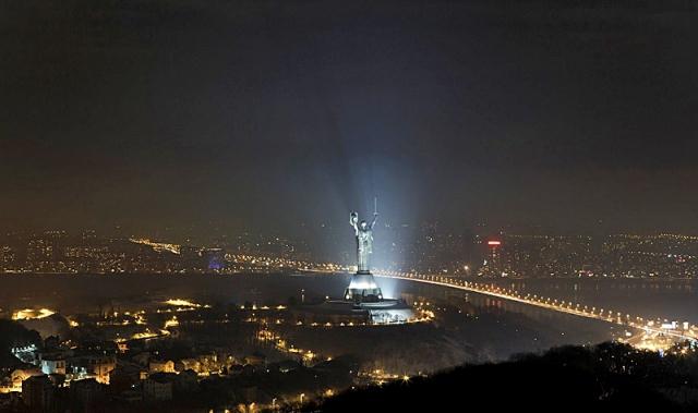 Нестандартний Киев