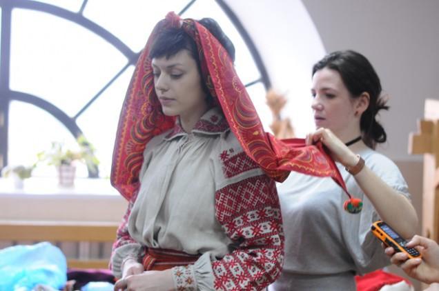 #Истоки Ukrainian Fashion Week