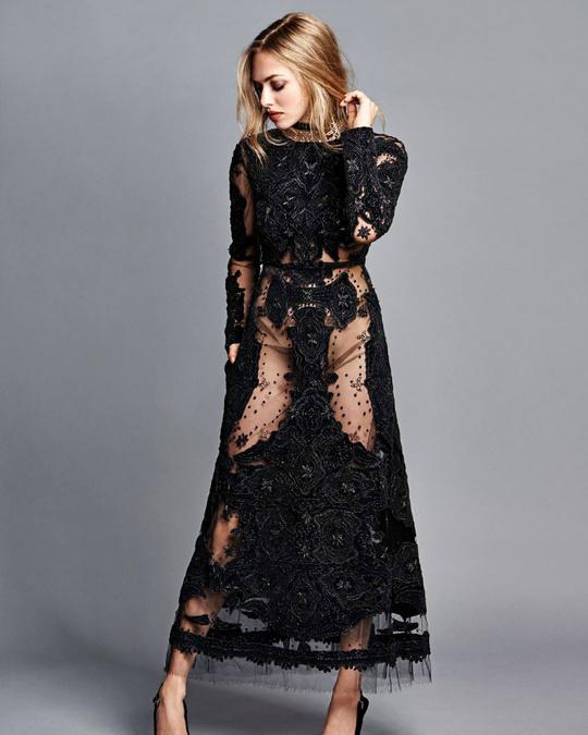 Аманда Сейфрид для Madame Figaro