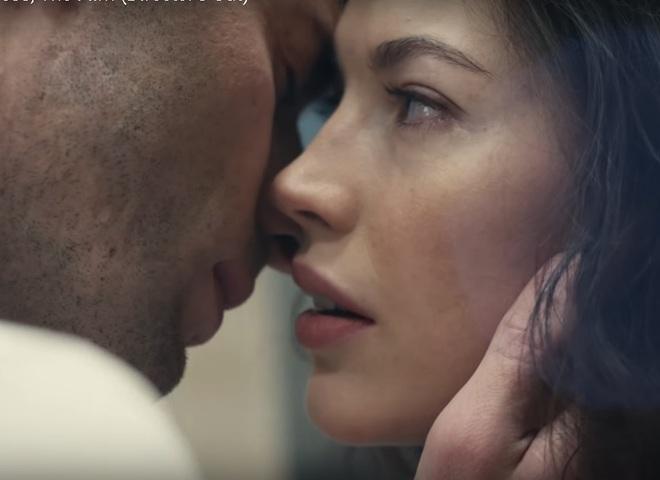 Рекламное видео от Lacoste