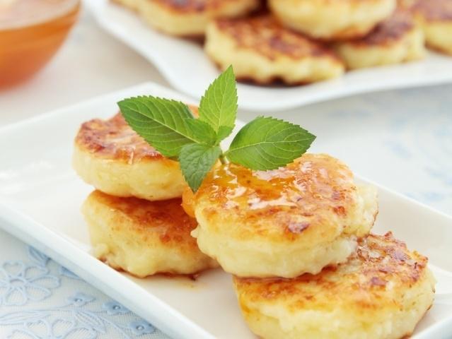 рецепти сырников