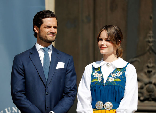 Карл Філіп і Софія