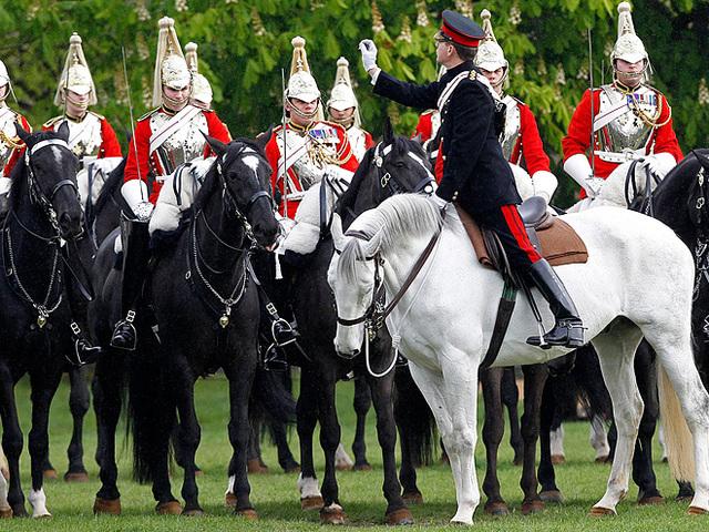 Подготовка к королевской свадьбе
